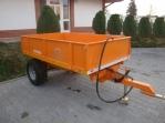 Bazar.Vylepeno.cz - Přívěs Cronimo 1,5 tuny