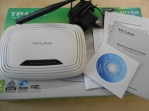 Bazar.Vylepeno.cz - TP-LINK 150Mbps Wireless N Rout