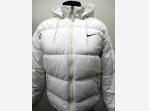 Bazar.Vylepeno.cz - Bílá zimní bunda zn. Nike