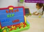 Bazar.Vylepeno.cz - Dětská magnetická tabule