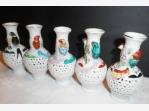 Bazar.Vylepeno.cz - Čínská váza 10 cm vysoká –