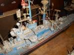Bazar.Vylepeno.cz - Model Bitevní lodi na el.pohon!