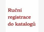 Bazar.Vylepeno.cz - Ruční registrace do katalogů