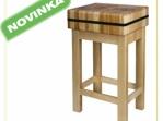 Bazar.Vylepeno.cz - Špalek na přípravu masa-dřevo