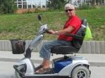 auta-bazoš.cz - foto - Elektrické skútry pro seniory