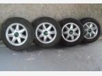 Bazar.Vylepeno.cz -   Škoda Felicia Alu disky