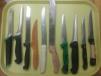 Bazar.Vylepeno.cz - Nože kuchyňské použité