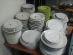 Bazar.Vylepeno.cz - Porcelánové talíře, nízká