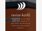 Bazar.Vylepeno.cz - Revize, kontrola, spuštění  kot