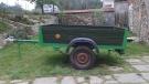 Bazar.Vylepeno.cz - Přívěsný vozík za auto