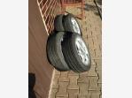 Bazar.Vylepeno.cz - 4 alu disky  a letní pneumatiky