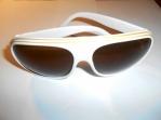 Bazar.Vylepeno.cz - Bílé sluneční brýle -
