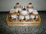 Bazar.Vylepeno.cz - Prodám 5-ti dílnou keramiku